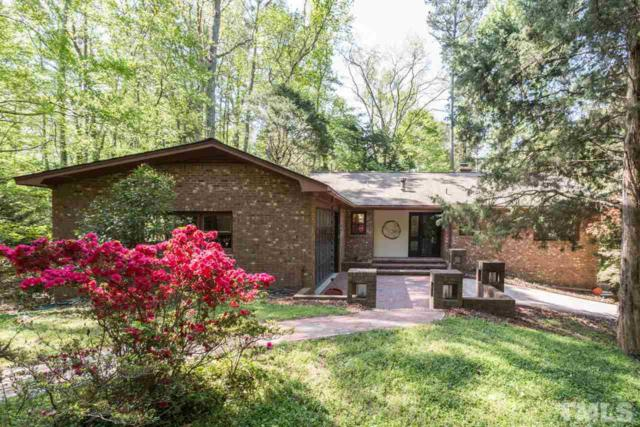 411 Granville Road, Chapel Hill, NC 27514 (#2173034) :: The Jim Allen Group