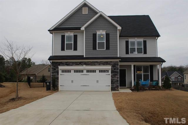6204 Hirondelle Court, Holly Springs, NC 27540 (#2173038) :: The Jim Allen Group