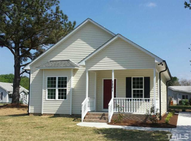 205 Layton Street, Franklinton, NC 27525 (#2173063) :: The Jim Allen Group
