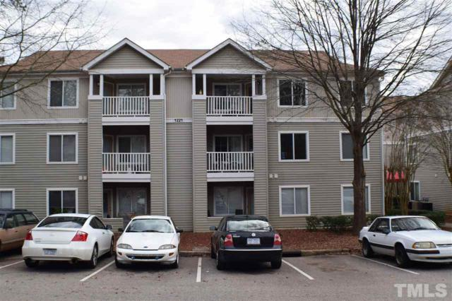 1221 University Court #202, Raleigh, NC 27606 (#2173073) :: The Jim Allen Group