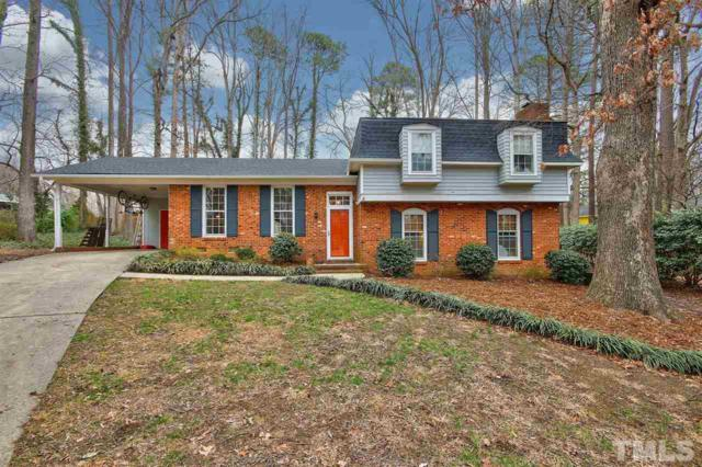 406 Rustic Ridge Road, Cary, NC 27511 (#2173082) :: Raleigh Cary Realty