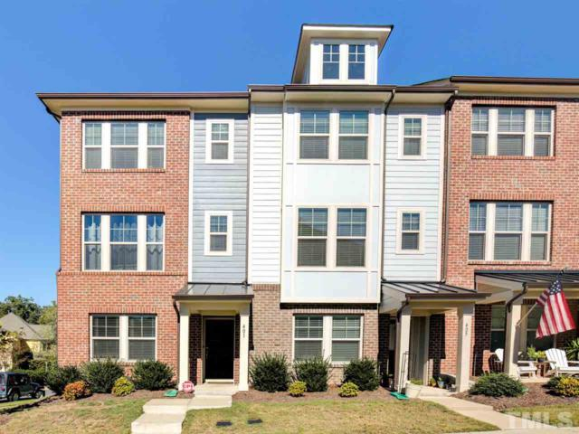 401 Village Commons Lane, Apex, NC 27502 (#2173085) :: Rachel Kendall Team, LLC