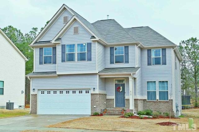 410 Crosstie Street, Knightdale, NC 27545 (#2173087) :: Triangle Midtown Realty