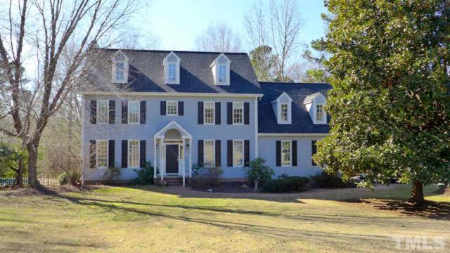 110 Quailview Drive, Chapel Hill, NC 27516 (#2173094) :: Raleigh Cary Realty