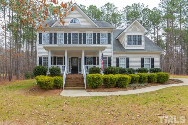 155 Highview Drive, Youngsville, NC 27596 (#2173138) :: The Jim Allen Group