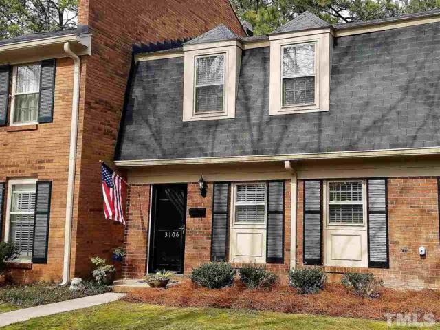 3106 Morningside Drive, Raleigh, NC 27607 (#2173164) :: Rachel Kendall Team, LLC