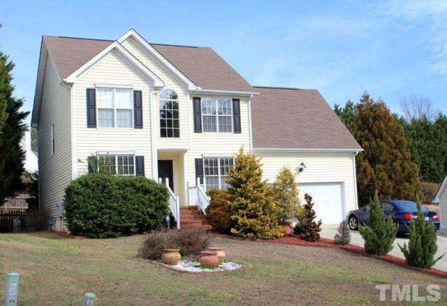 810 Windermere Lake Court, Apex, NC 27502 (#2173225) :: The Jim Allen Group