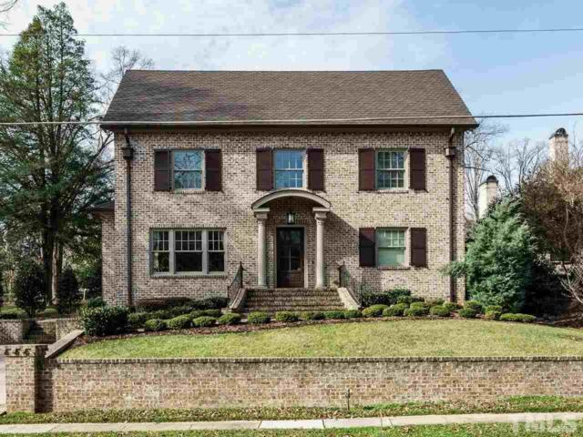 1517 Iredell Drive, Raleigh, NC 27608 (#2173233) :: The Abshure Realty Group