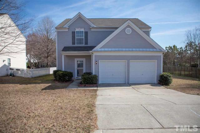 307 Piney Woods Lane, Apex, NC 27502 (#2173236) :: The Abshure Realty Group
