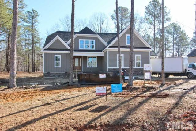 160 Princeton Manor Drive, Youngsville, NC 27596 (#2173263) :: The Jim Allen Group