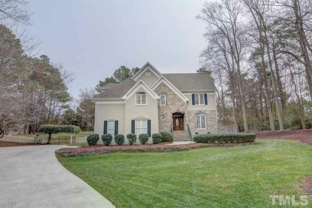 6204 Stoney Bluff Court, Wake Forest, NC 27587 (#2173268) :: The Abshure Realty Group