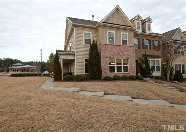 1301 Alemany Street, Morrisville, NC 27560 (#2173276) :: Triangle Midtown Realty