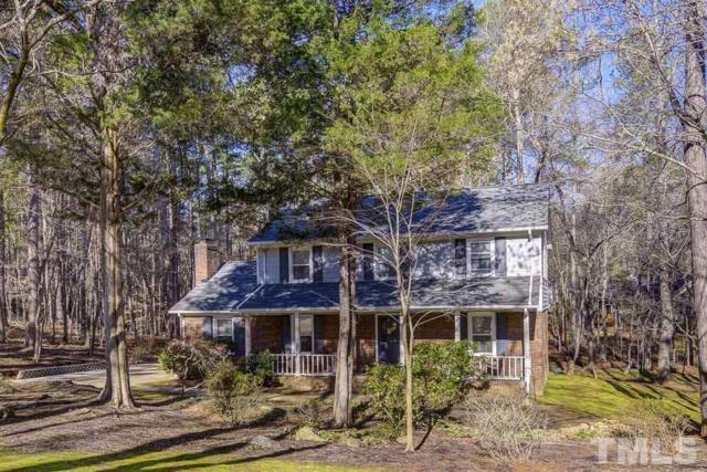 123 Balsam Court, Chapel Hill, NC 27514 (#2173277) :: The Jim Allen Group