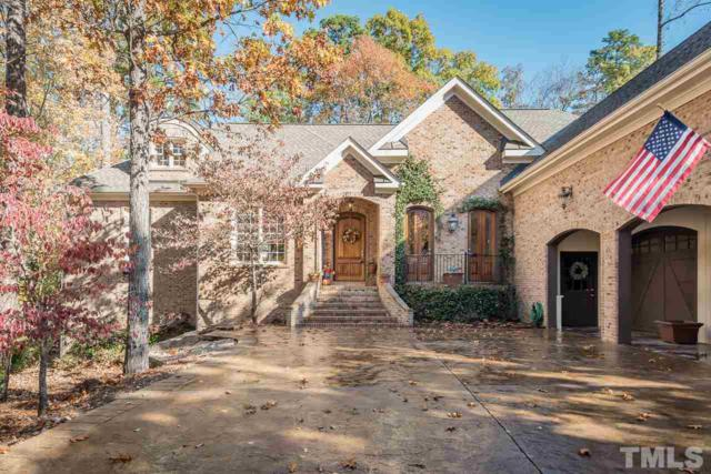 1160 The Preserve Trail, Chapel Hill, NC 27517 (#2173281) :: Raleigh Cary Realty