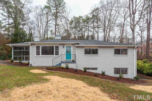 1600 Pineview Drive, Raleigh, NC 27606 (#2173306) :: The Jim Allen Group