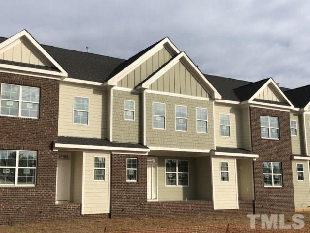 919 S Franklin Street, Wake Forest, NC 27587 (#2173319) :: The Jim Allen Group