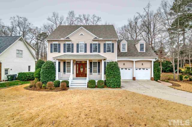 104 Elmcrest Drive, Holly Springs, NC 27540 (#2173349) :: Better Homes & Gardens | Go Realty