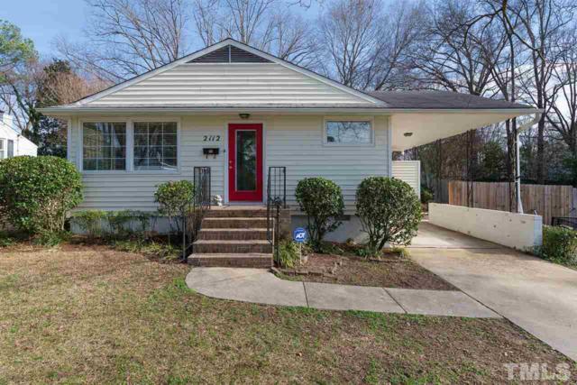 2112 Watkins Street, Raleigh, NC 27604 (#2173361) :: Raleigh Cary Realty