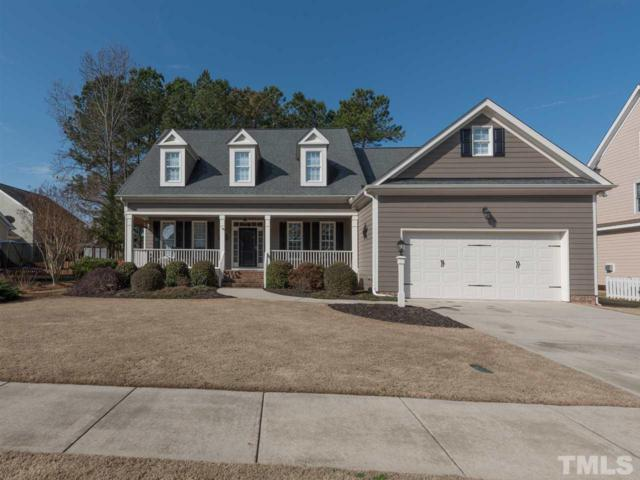 329 Tarragon Trail, Wendell, NC 27591 (#2173363) :: The Jim Allen Group