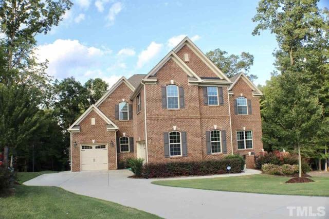5040 Darcy Woods Lane, Fuquay Varina, NC 27526 (#2173389) :: Triangle Midtown Realty