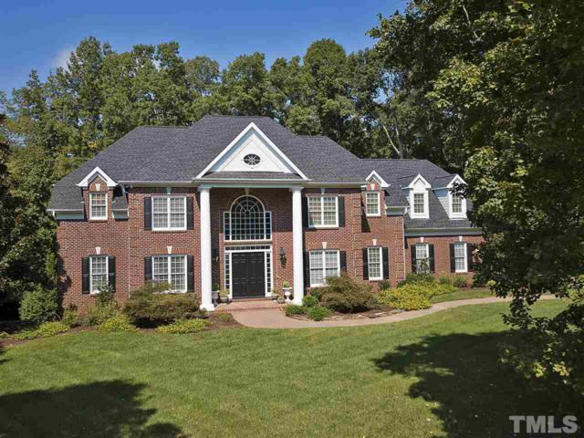 6301 Mountain Grove Lane, Wake Forest, NC 27587 (#2173392) :: The Abshure Realty Group