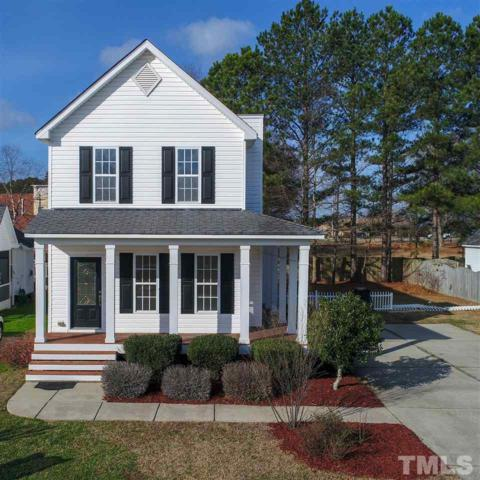 513 Cardena School Road, Fuquay Varina, NC 27526 (#2173408) :: Triangle Midtown Realty
