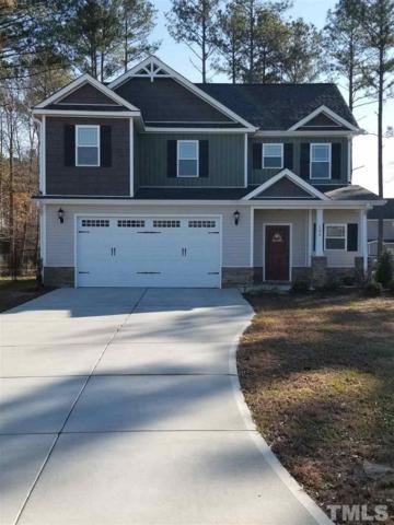 106 Strike Eagle Run, Goldsboro, NC 27530 (#2173414) :: The Jim Allen Group