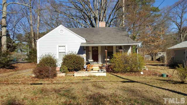 303 E Whitaker Mill Road, Raleigh, NC 27608 (#2173415) :: Rachel Kendall Team, LLC