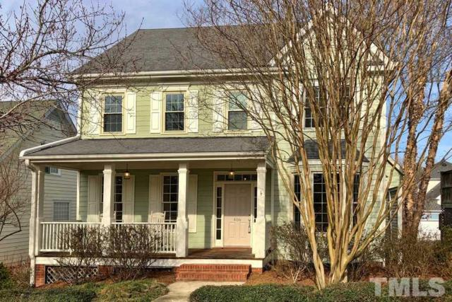 406 Brookgreen Drive, Chapel Hill, NC 27516 (#2173436) :: The Jim Allen Group