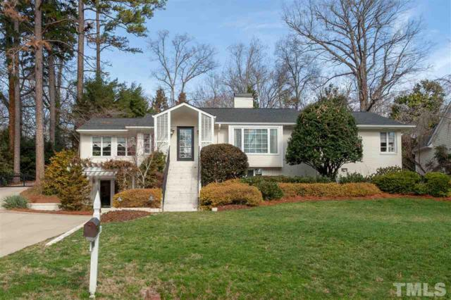 700 Runnymede Road, Raleigh, NC 27607 (#2173449) :: Triangle Midtown Realty