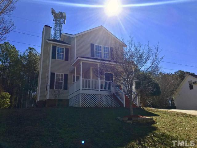 108 Crossfire Road, Holly Springs, NC 27540 (#2173459) :: The Jim Allen Group