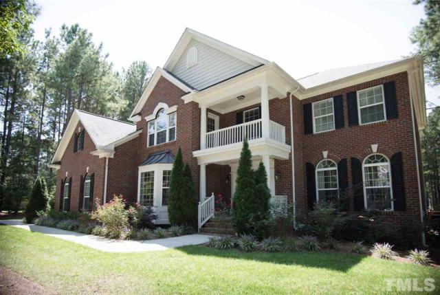 5605 Pine Rock Court, Wake Forest, NC 27587 (#2173464) :: The Jim Allen Group