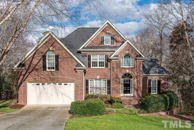 5444 Greensflag Lane, Fuquay Varina, NC 27526 (#2173467) :: The Abshure Realty Group