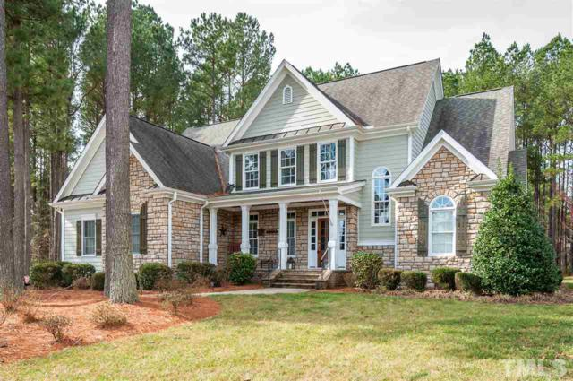 105 Rivers Edge Drive, Youngsville, NC 27596 (#2173495) :: Rachel Kendall Team, LLC