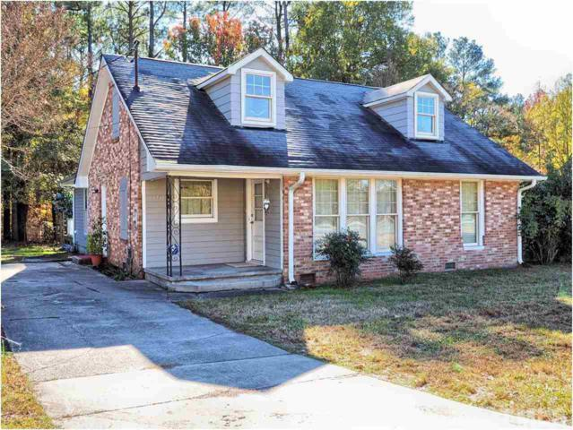 1736 Legion Road, Chapel Hill, NC 27517 (#2173517) :: Better Homes & Gardens | Go Realty