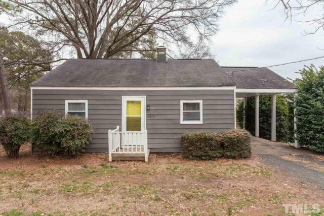 1213 Kent Road, Raleigh, NC 27606 (#2173539) :: Triangle Midtown Realty