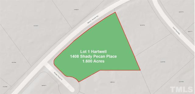 1408 Shady Pecan Place, Raleigh, NC 27615 (#2173549) :: Raleigh Cary Realty