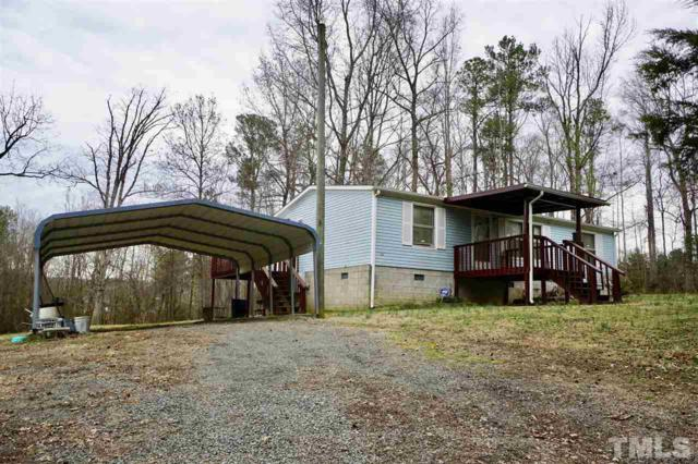 6535 N Nc 96 Highway, Oxford, NC 27565 (#2173563) :: The Jim Allen Group