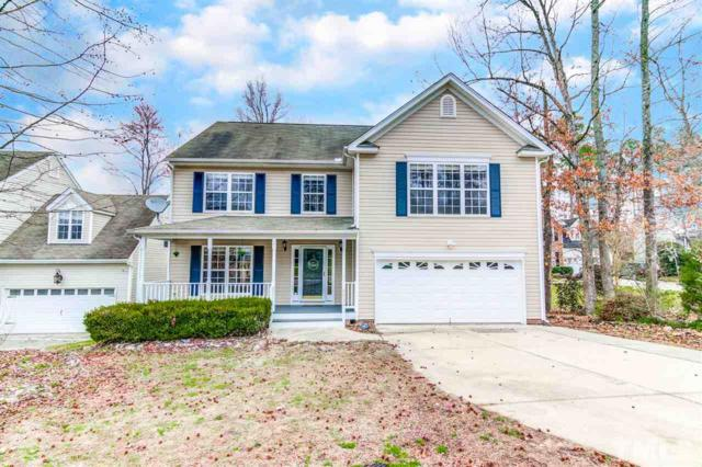 6632 Austin Creek Drive, Wake Forest, NC 27587 (#2173585) :: Raleigh Cary Realty