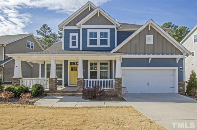 813 Ancient Oaks Drive, Holly Springs, NC 27540 (#2173598) :: Saye Triangle Realty