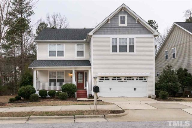 1929 Grace Point Road, Morrisville, NC 27560 (#2173600) :: The Jim Allen Group
