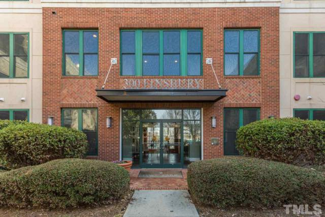300 Finsbury Street #115, Durham, NC 27703 (#2173602) :: Raleigh Cary Realty