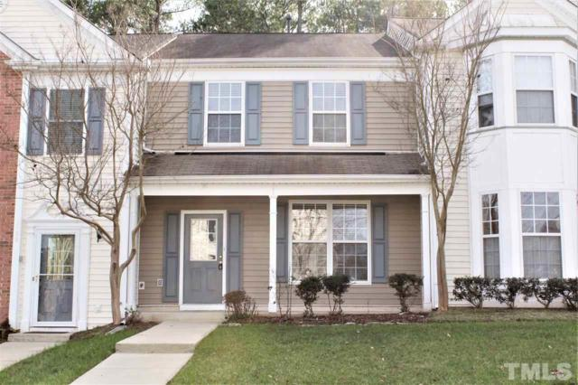 106 Canyon Lake Circle, Morrisville, NC 27560 (#2173620) :: Better Homes & Gardens | Go Realty