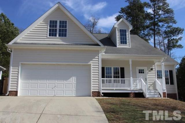 313 Kelly West Drive, Apex, NC 27502 (#2173681) :: Rachel Kendall Team, LLC