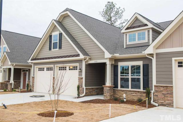 284 Thornwhistle Place, Garner, NC 27529 (#2173686) :: Triangle Midtown Realty
