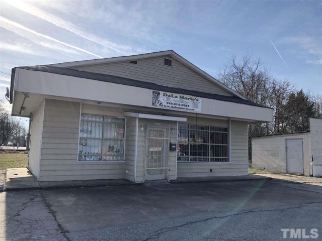 404 N Garnett Street, Henderson, NC  (#2173711) :: The Jim Allen Group