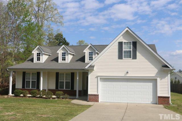 607 Bellefont Court, Knightdale, NC 27545 (#2173721) :: The Jim Allen Group