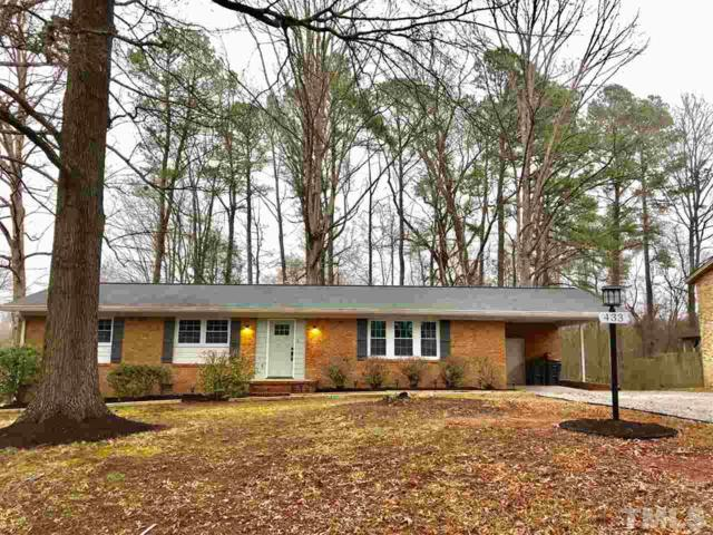 433 Olive Branch Road, Durham, NC 27703 (#2173752) :: Better Homes & Gardens | Go Realty