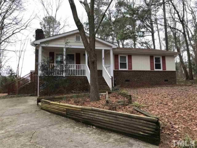 2760 Brantley Drive, Apex, NC 27539 (#2173757) :: Triangle Midtown Realty