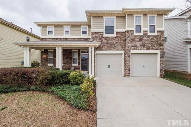 517 Front Ridge Drive, Cary, NC 27519 (#2173772) :: The Jim Allen Group